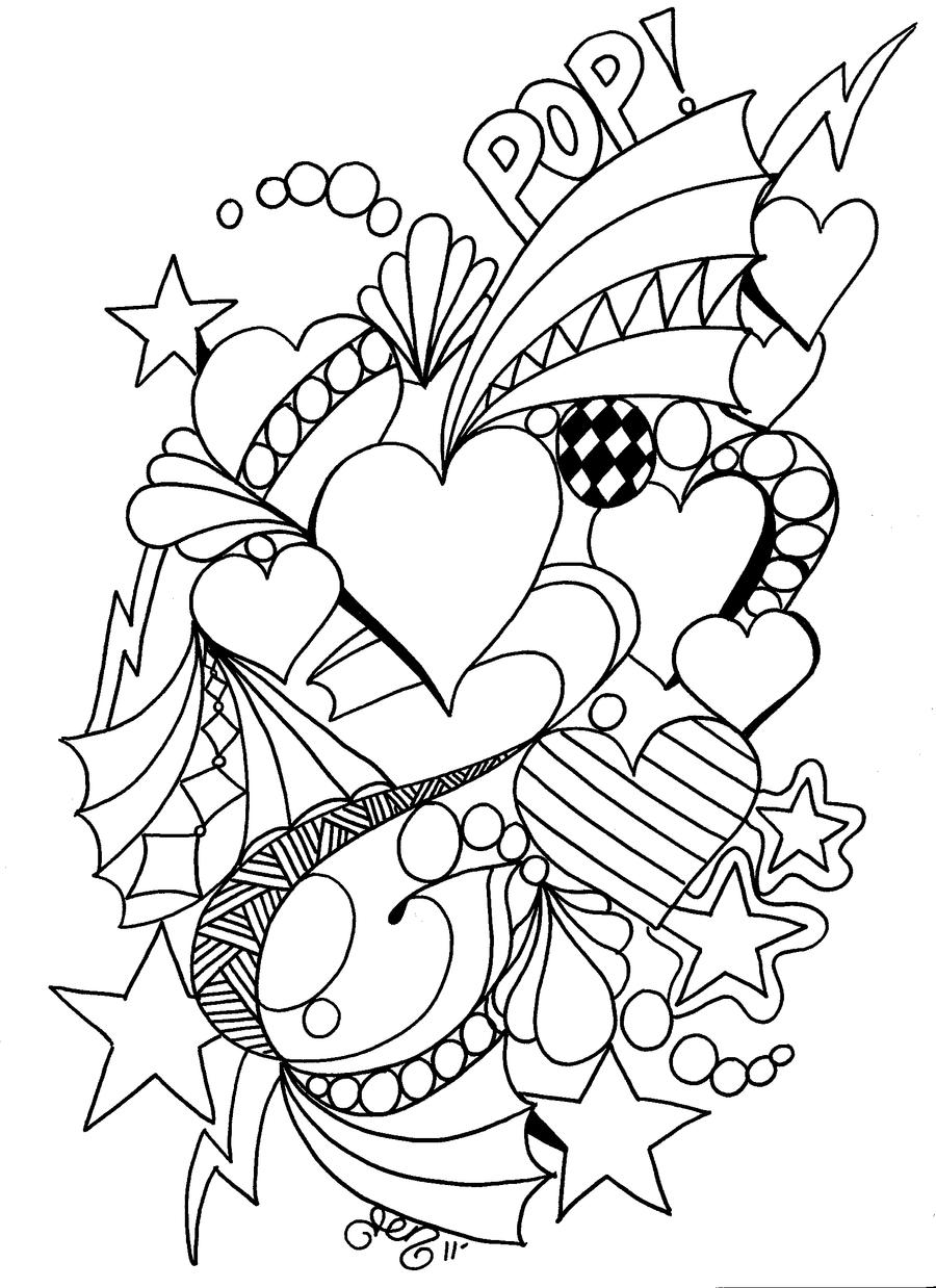 pop art coloring pages pop art mural art projects for kids pop pages coloring art