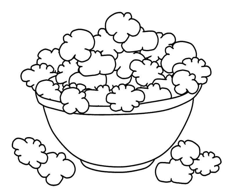 popcorn coloring pictures popcorn coloring pages coloring home coloring pictures popcorn