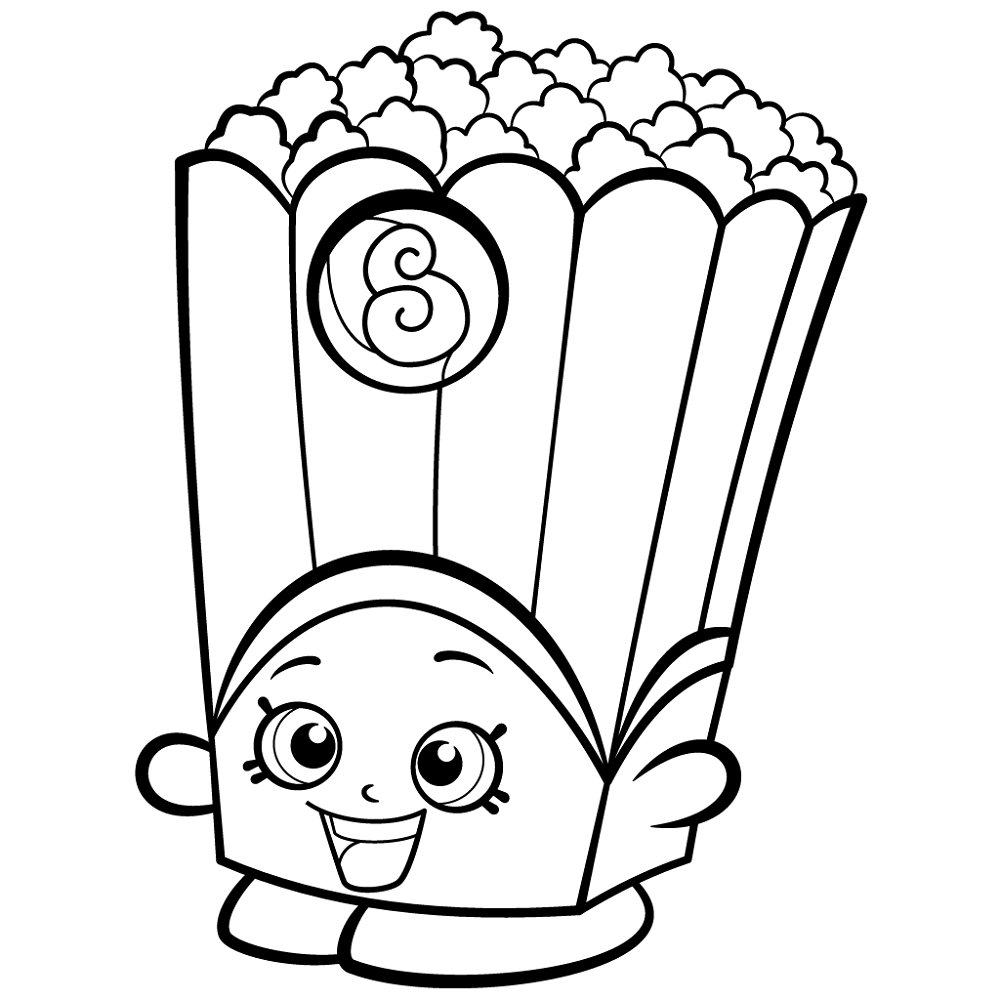 popcorn coloring pictures popcorn coloring pages coloring pages to download and print popcorn pictures coloring