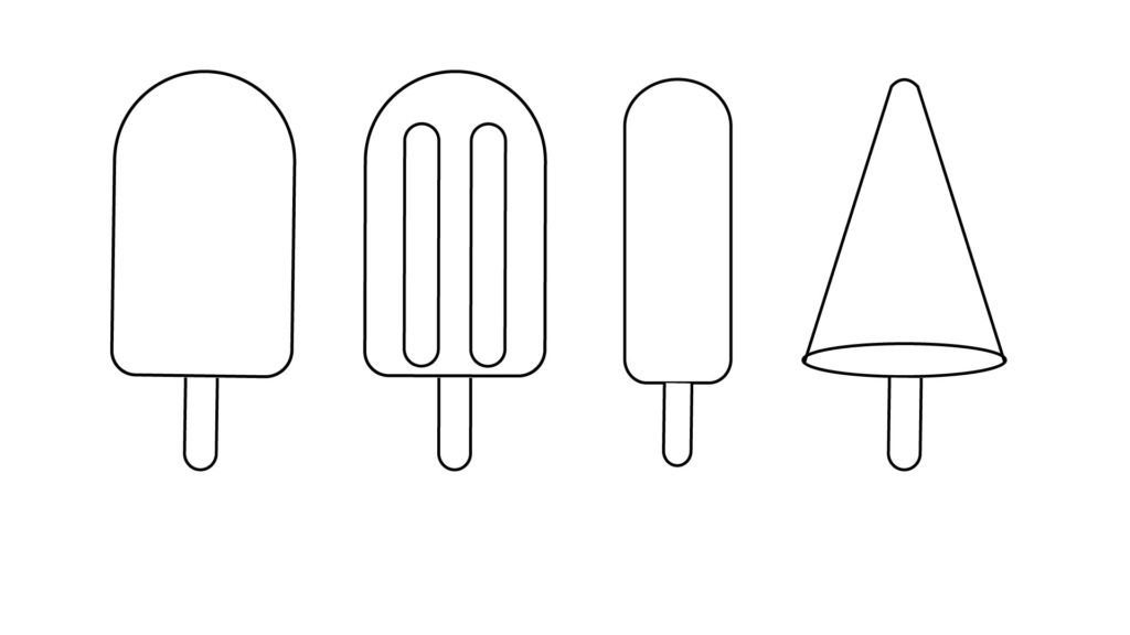 popsicle coloring page printable popsicle coloring page thekidsworksheet coloring page popsicle