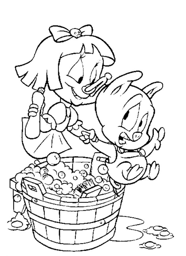 porky pig coloring pages porky the pig coloring pages download and print for free pages coloring pig porky