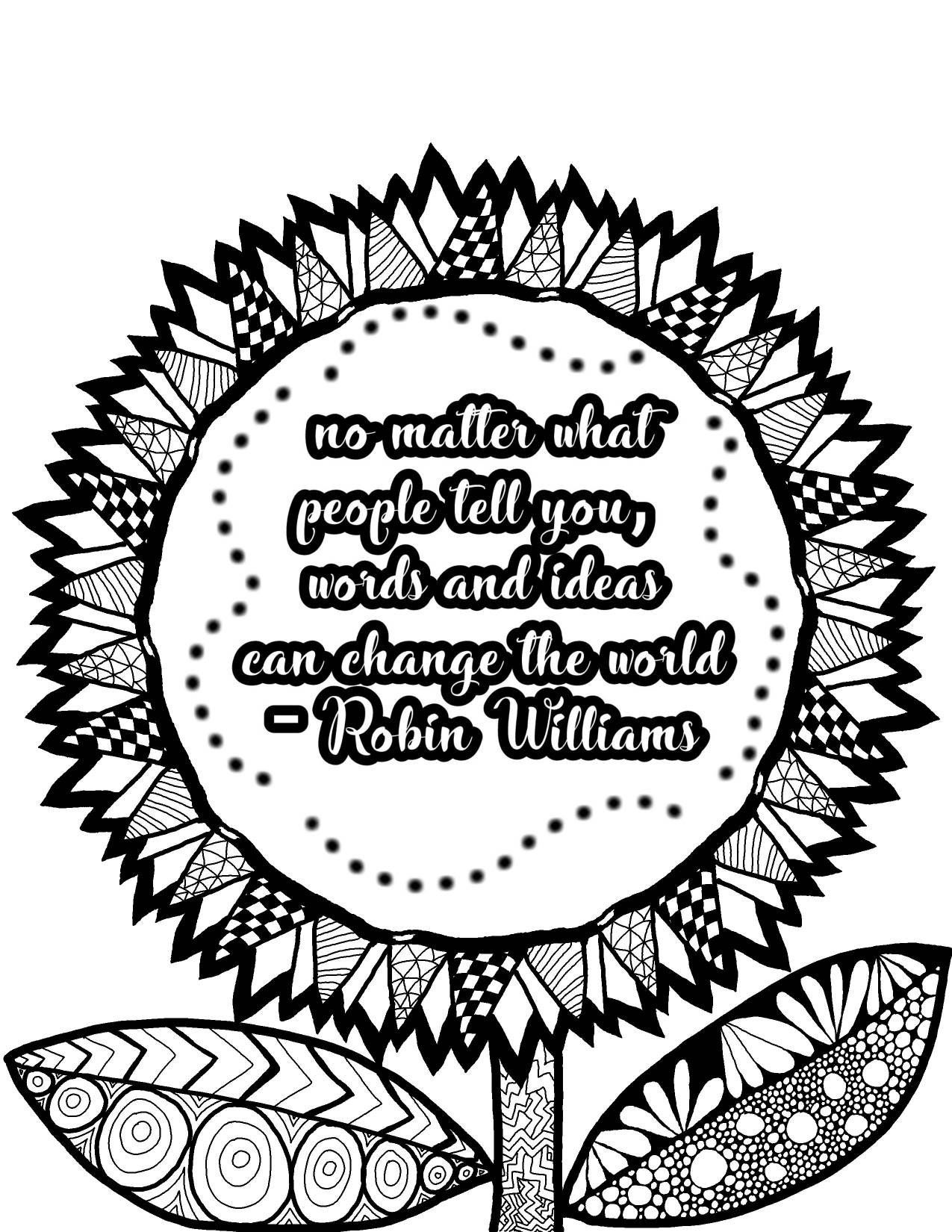 positive quote mandala coloring pages 30 best quote color pages images on pinterest coloring quote positive pages mandala coloring