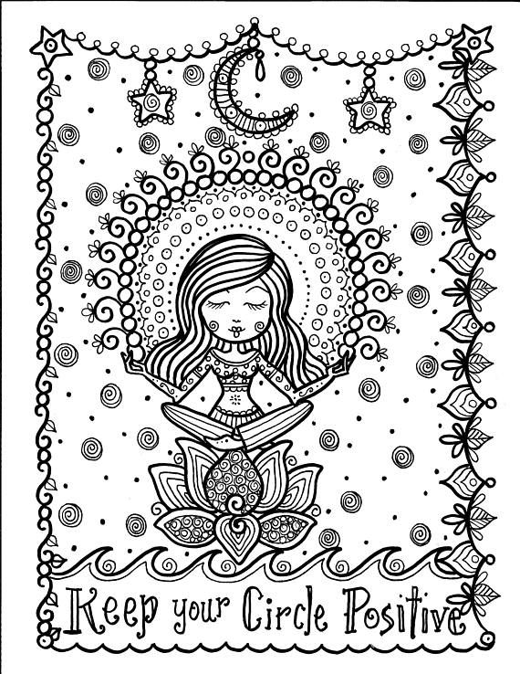 positive quote mandala coloring pages 345 best images about coloring pages on pinterest snow quote mandala coloring pages positive