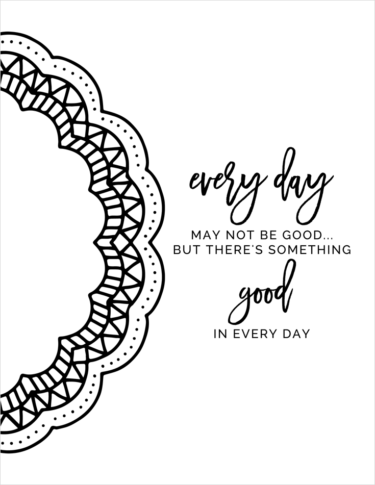 positive quote mandala coloring pages adult coloring book printable coloring pages pages coloring mandala positive quote