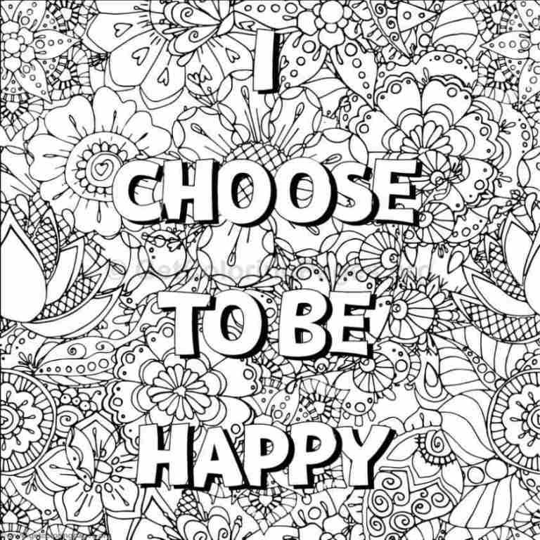 positive quote mandala coloring pages adult coloring pages adult coloring pages coloring quote coloring mandala positive pages