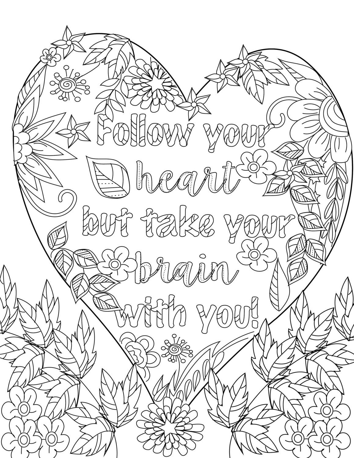 positive quote mandala coloring pages free pdf kawaii drawing book lovely coloring pages positive quote mandala coloring pages