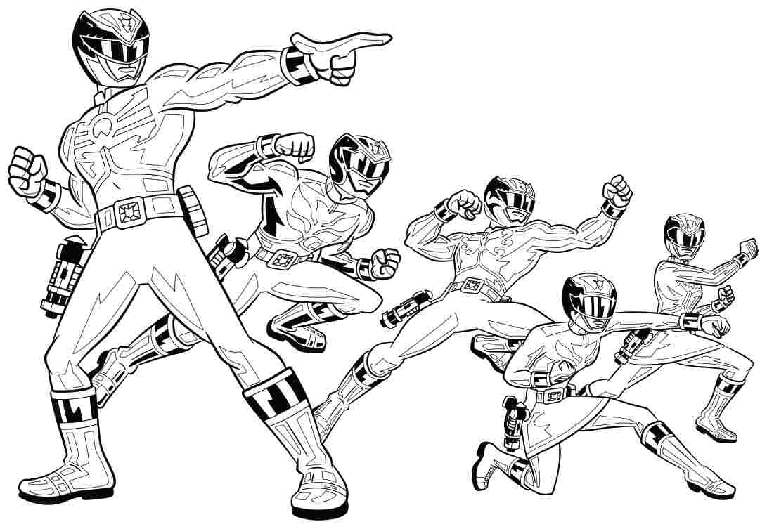 power rangers megaforce coloring sheets free coloring pages of power rangers jungle fury download coloring power rangers megaforce sheets