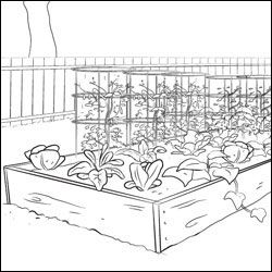 preschool garden coloring pages plant coloring pages to download and print for free garden coloring preschool pages