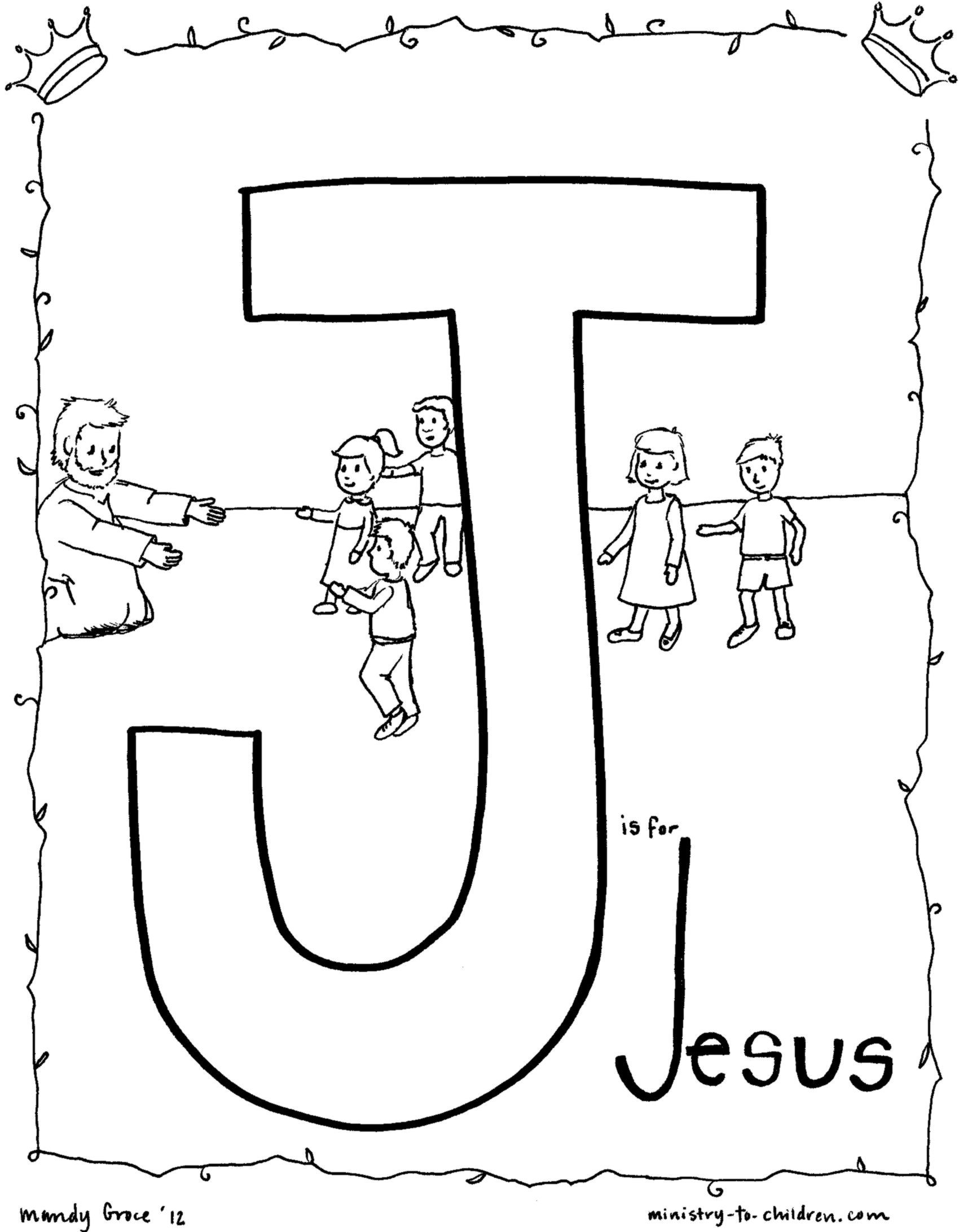 preschool jesus coloring pages bible alphabet coloring pages httpministry to children preschool jesus coloring pages