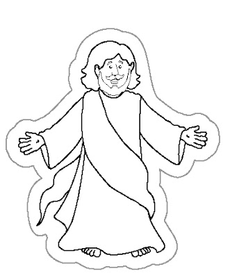preschool jesus coloring pages the resurrection of jesus he is risen jesus coloring pages preschool