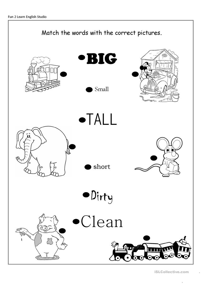 preschool opposites coloring pages body parts coloring pages for preschool at getcolorings pages preschool opposites coloring