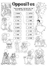 preschool opposites coloring pages english opposites worksheet free kindergarten english pages preschool opposites coloring