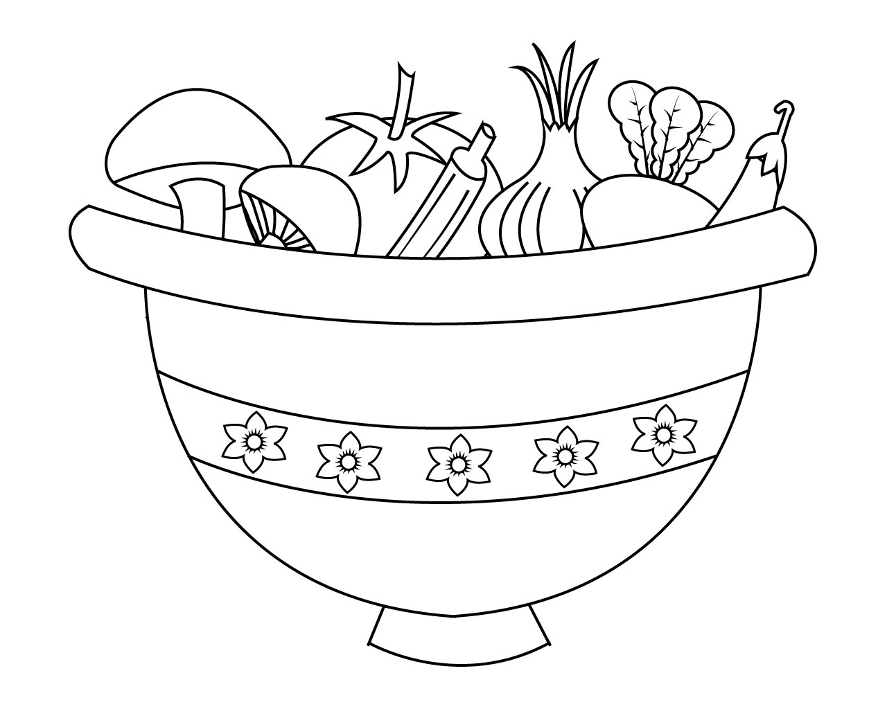 preschool vegetable coloring pages preschool coloring pages at getdrawings free download pages coloring preschool vegetable