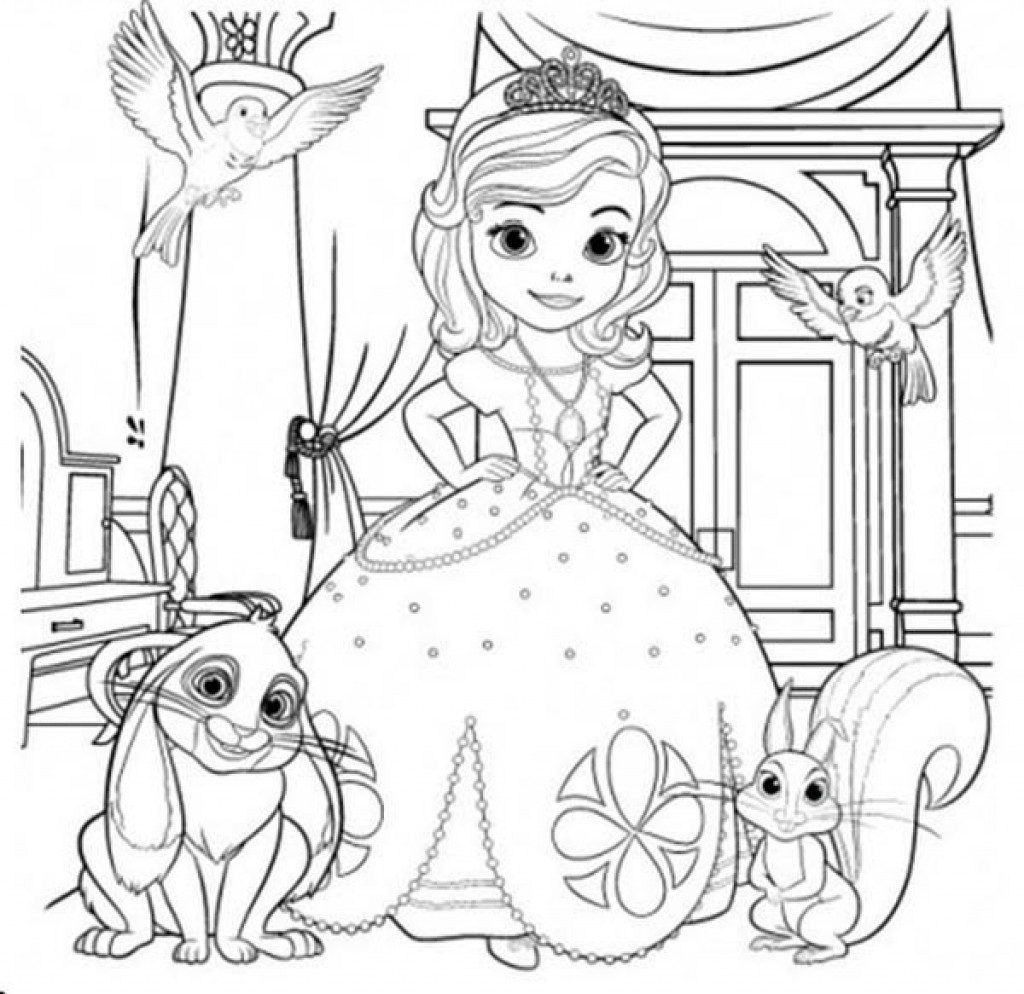princess sofia coloring page sofia pictures to color princess page sofia coloring