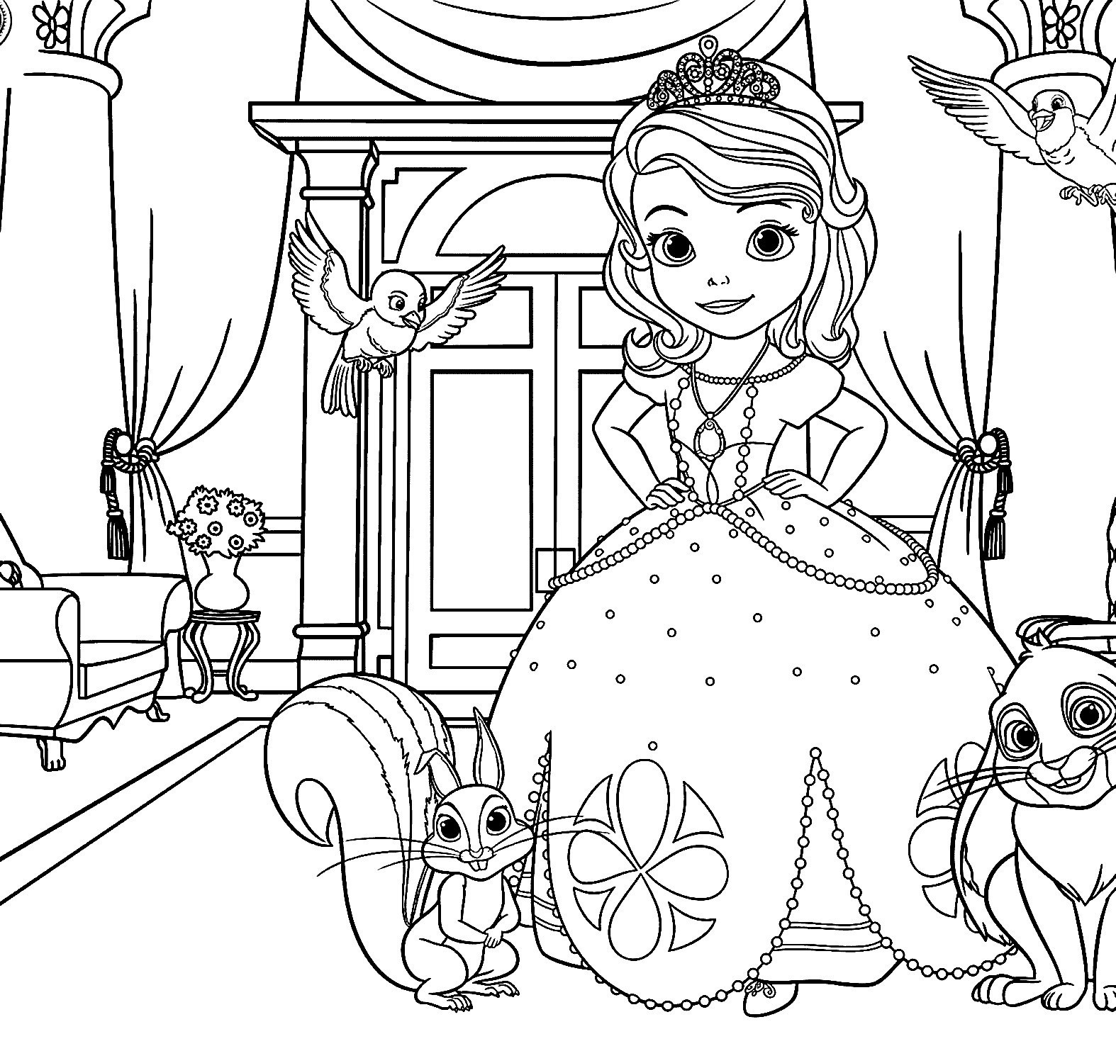 princess sofia coloring page sofia the first coloring page inspirational top 10 disney sofia page princess coloring