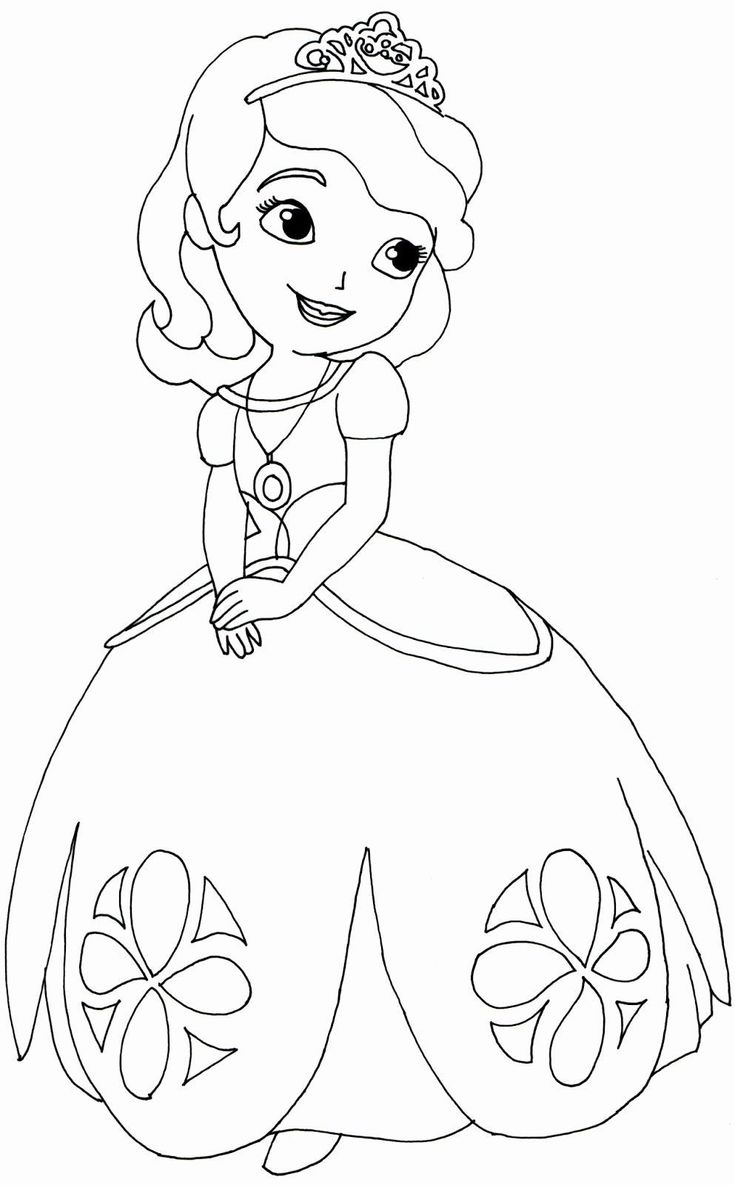 princess sophia coloring pages princess sofia the first going to dance coloring page netart princess coloring pages sophia