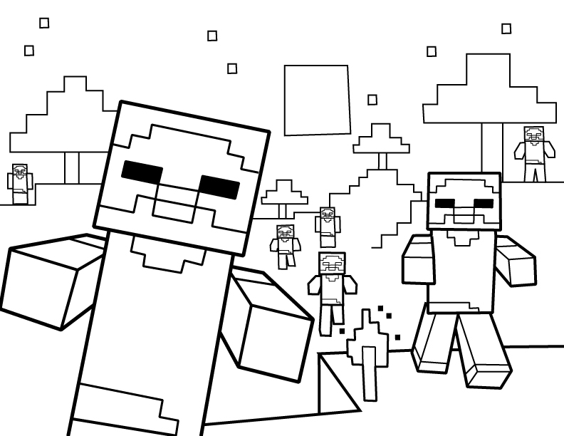 print minecraft pictures minecraft coloring pages print and colorcom pictures print minecraft