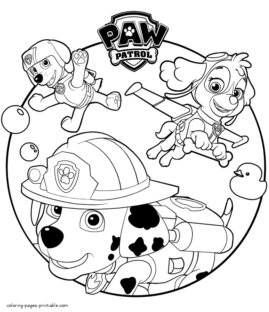 print paw patrol coloring pages 32 paw patrol coloring pages printable pdf print color patrol coloring print paw pages