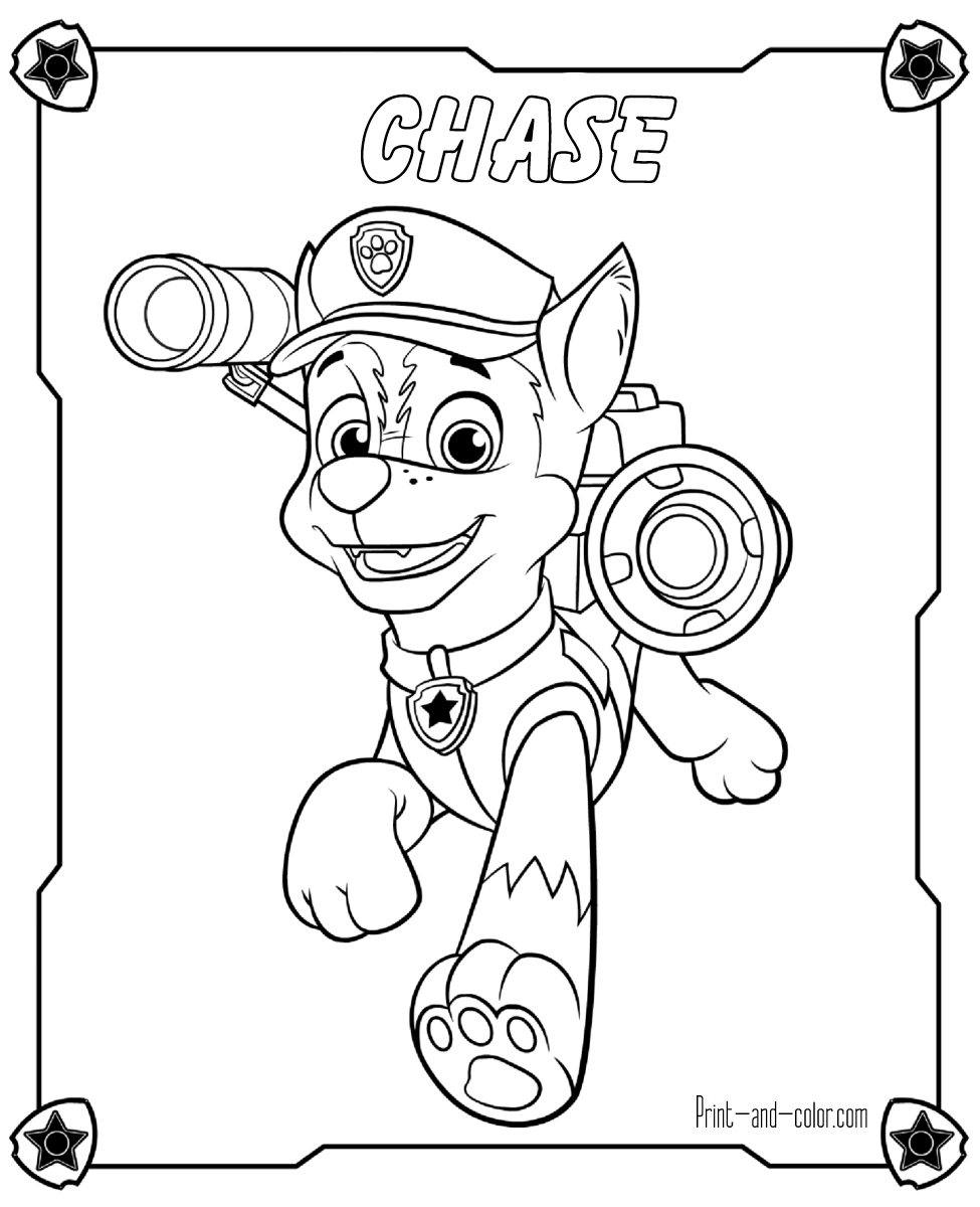 print paw patrol coloring pages paw patrol coloring pages coloring pages to download and coloring pages paw patrol print