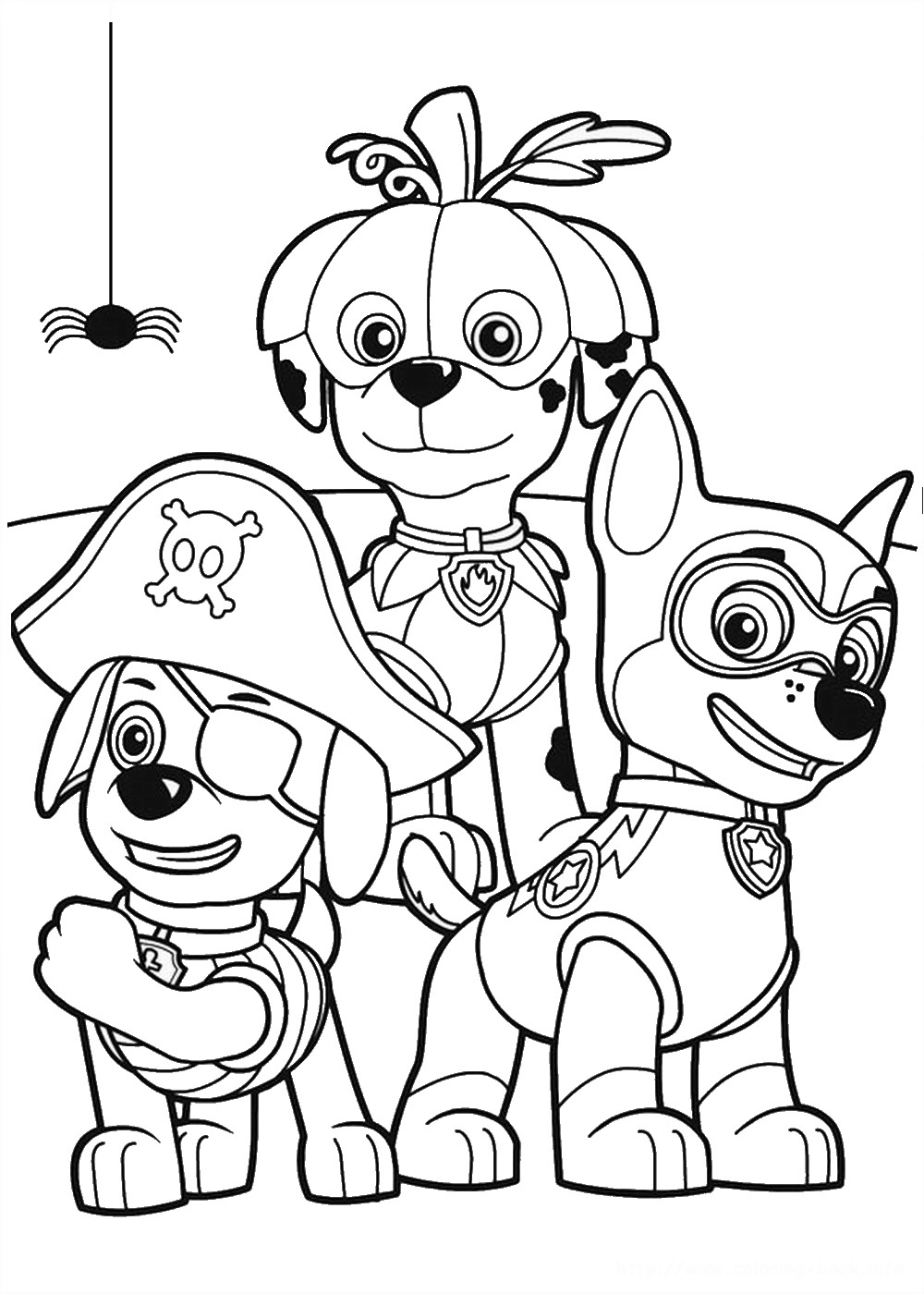 print paw patrol coloring pages paw patrol coloring pages printable 25 print color craft coloring paw patrol pages print