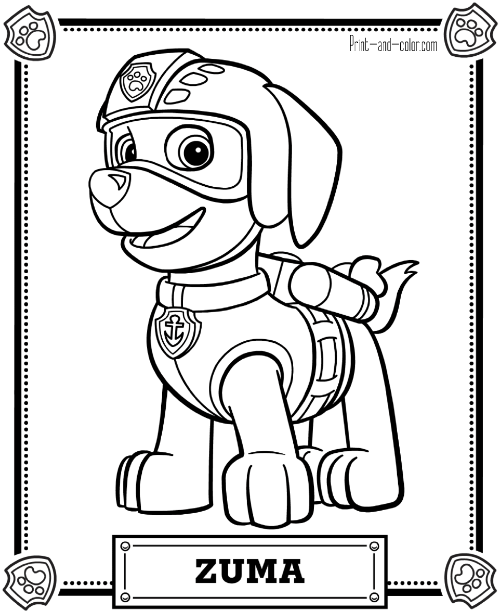 print paw patrol coloring pages paw patrol coloring pages printable free coloring sheets patrol coloring pages print paw