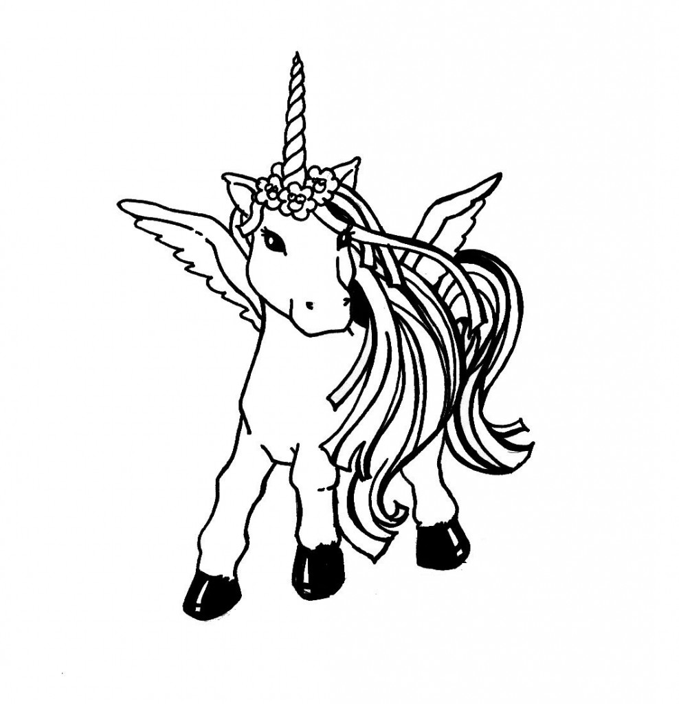 print unicorn coloring sheet coloring pages unicorn coloring pages free and printable print sheet unicorn coloring