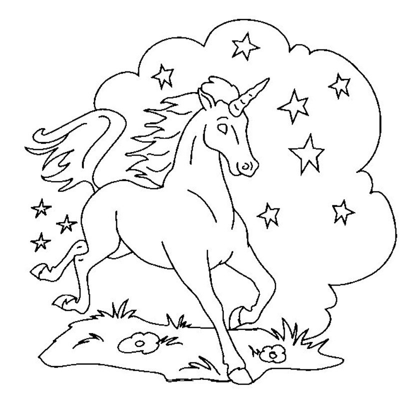 print unicorn coloring sheet realistic unicorn coloring pages download and print for free sheet print coloring unicorn