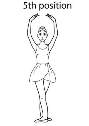 printable ballet positions pin on summer dance positions printable ballet
