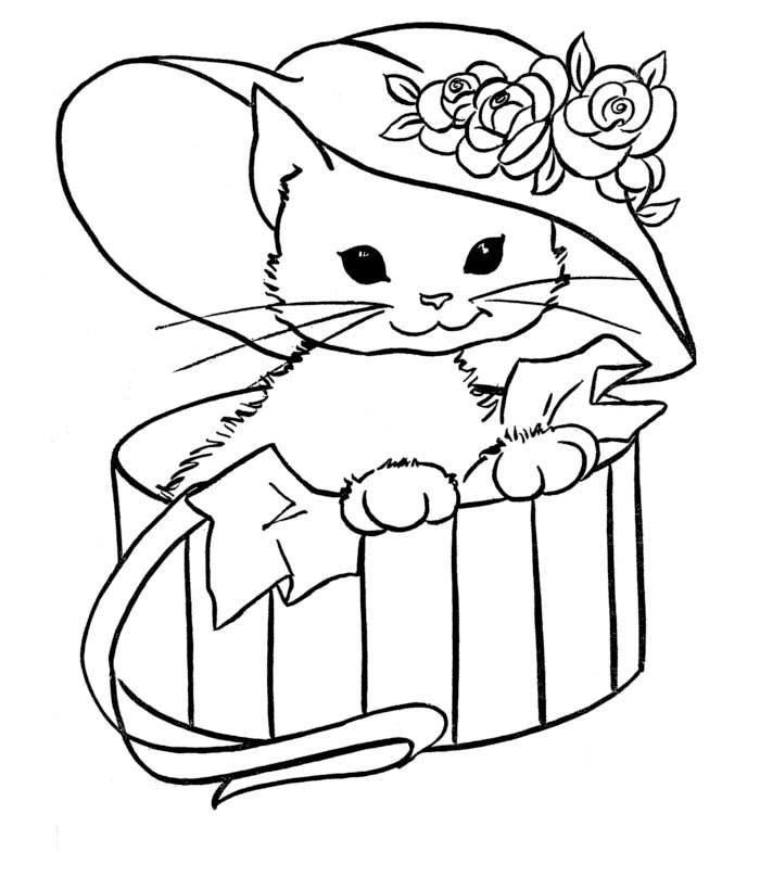 printable caterpillar coloring pages cat with yarn coloring page coloring pages printable caterpillar