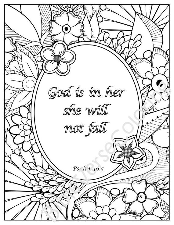 printable coloring bible verses 11 bible verses to teach kids with printables to color coloring printable bible verses
