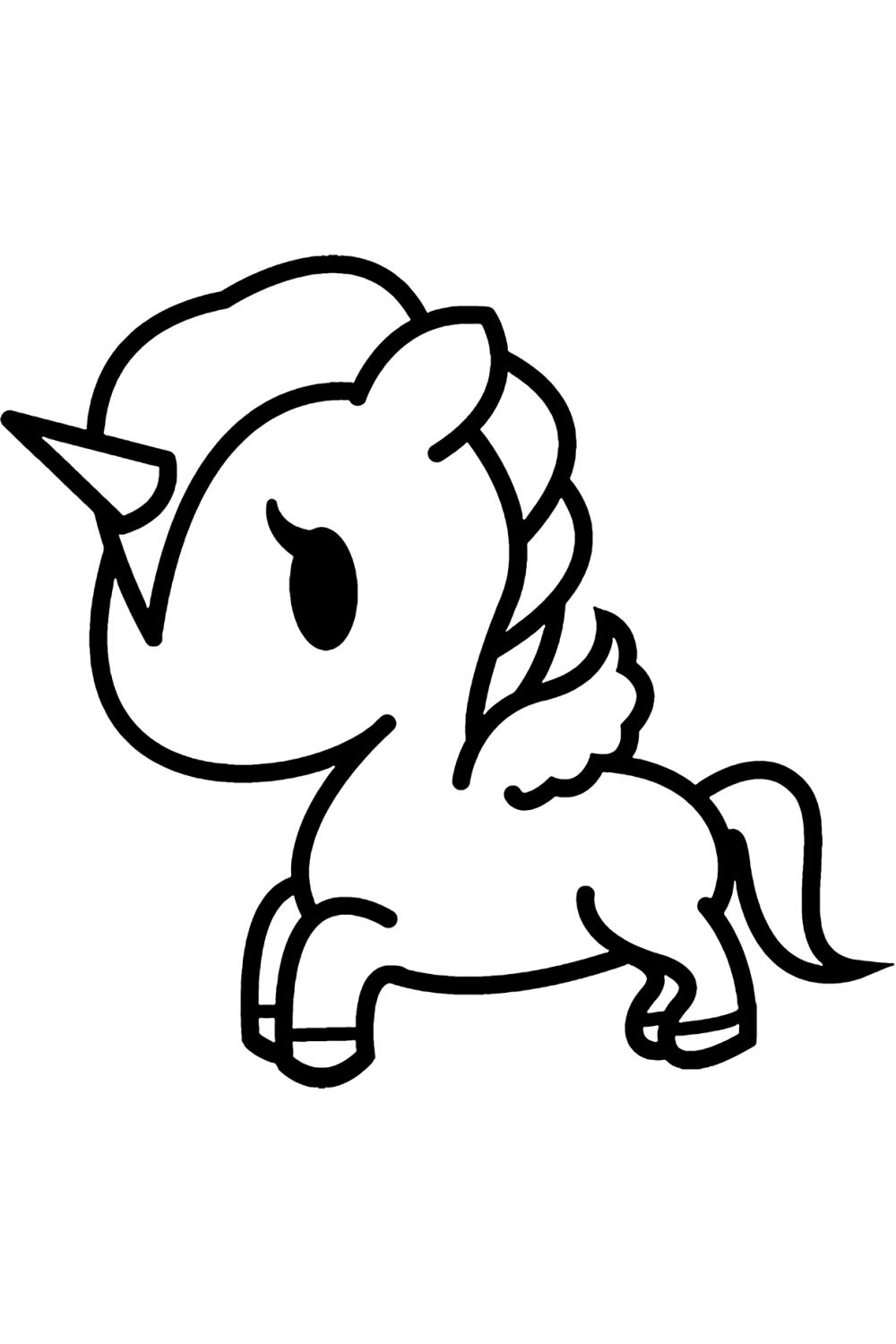 printable cute unicorn coloring pages 35 cute unicorn coloring pages for kids free printable unicorn coloring printable pages cute