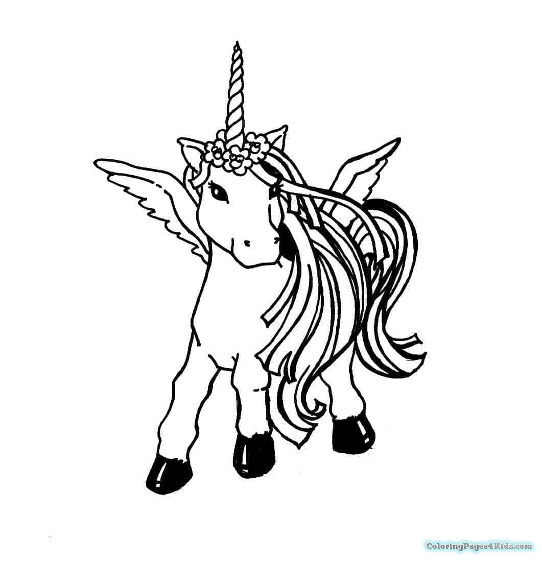 printable cute unicorn coloring pages cute anime unicorn coloring pages coloring pages for kids coloring cute unicorn printable pages