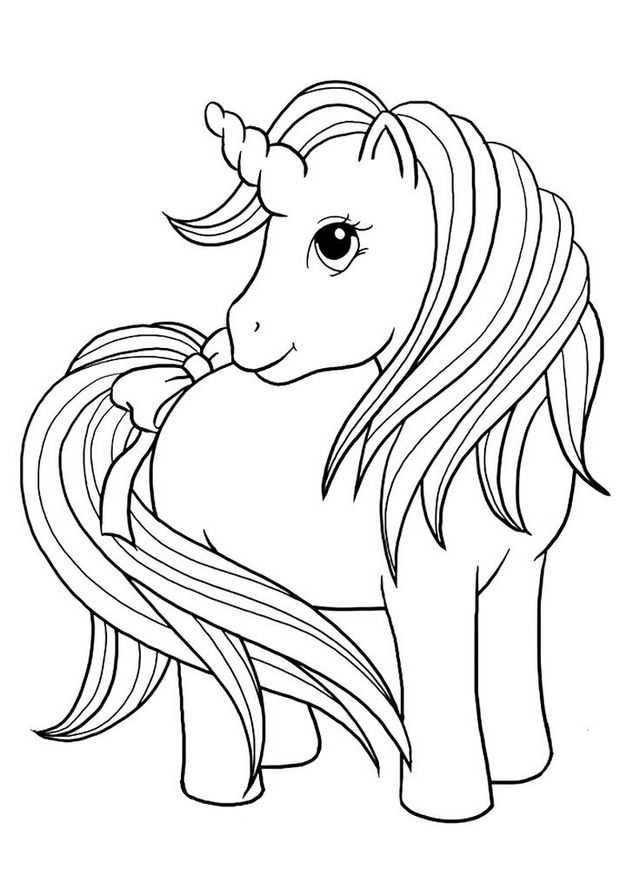 printable cute unicorn coloring pages cute baby unicorn coloring page printable coloring pages coloring pages cute unicorn printable