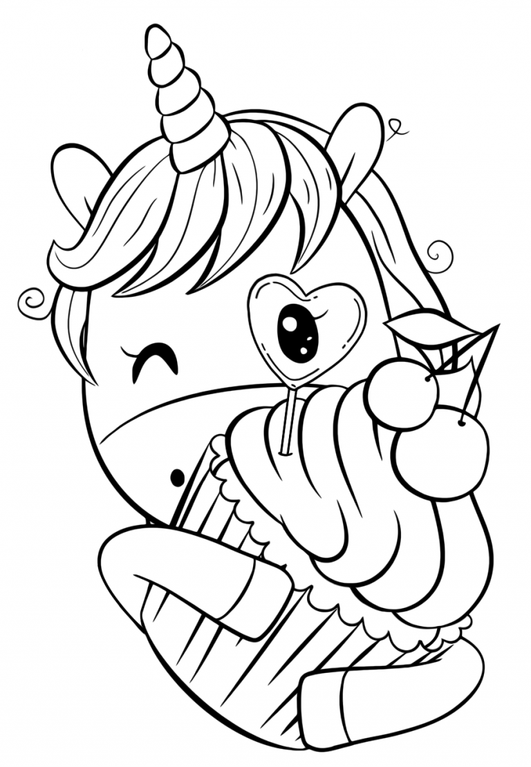 printable cute unicorn coloring pages cute unicorn coloring pages youloveitcom printable pages coloring cute unicorn