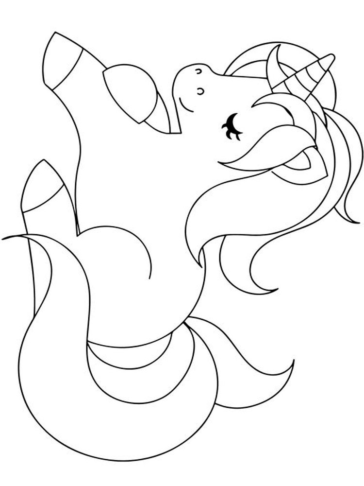 printable cute unicorn coloring pages cute unicorns coloring pages download and print cute printable cute coloring unicorn pages