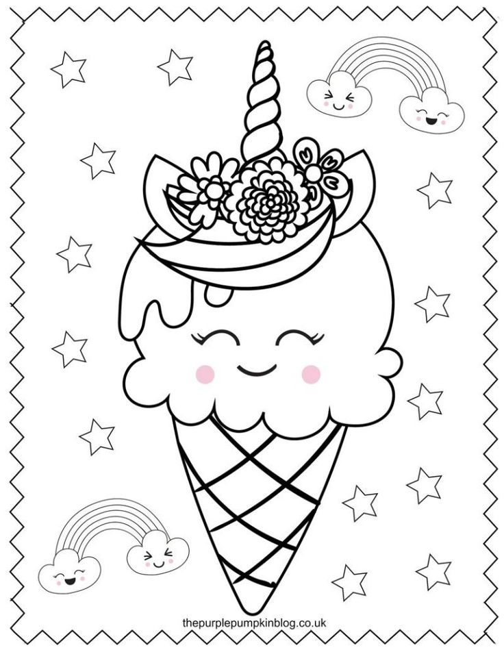 printable cute unicorn coloring pages super sweet unicorn coloring pages free printable coloring printable cute unicorn pages