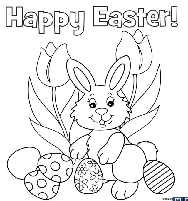 printable easter coloring pages easter bunny face coloring pages at getcoloringscom coloring printable pages easter