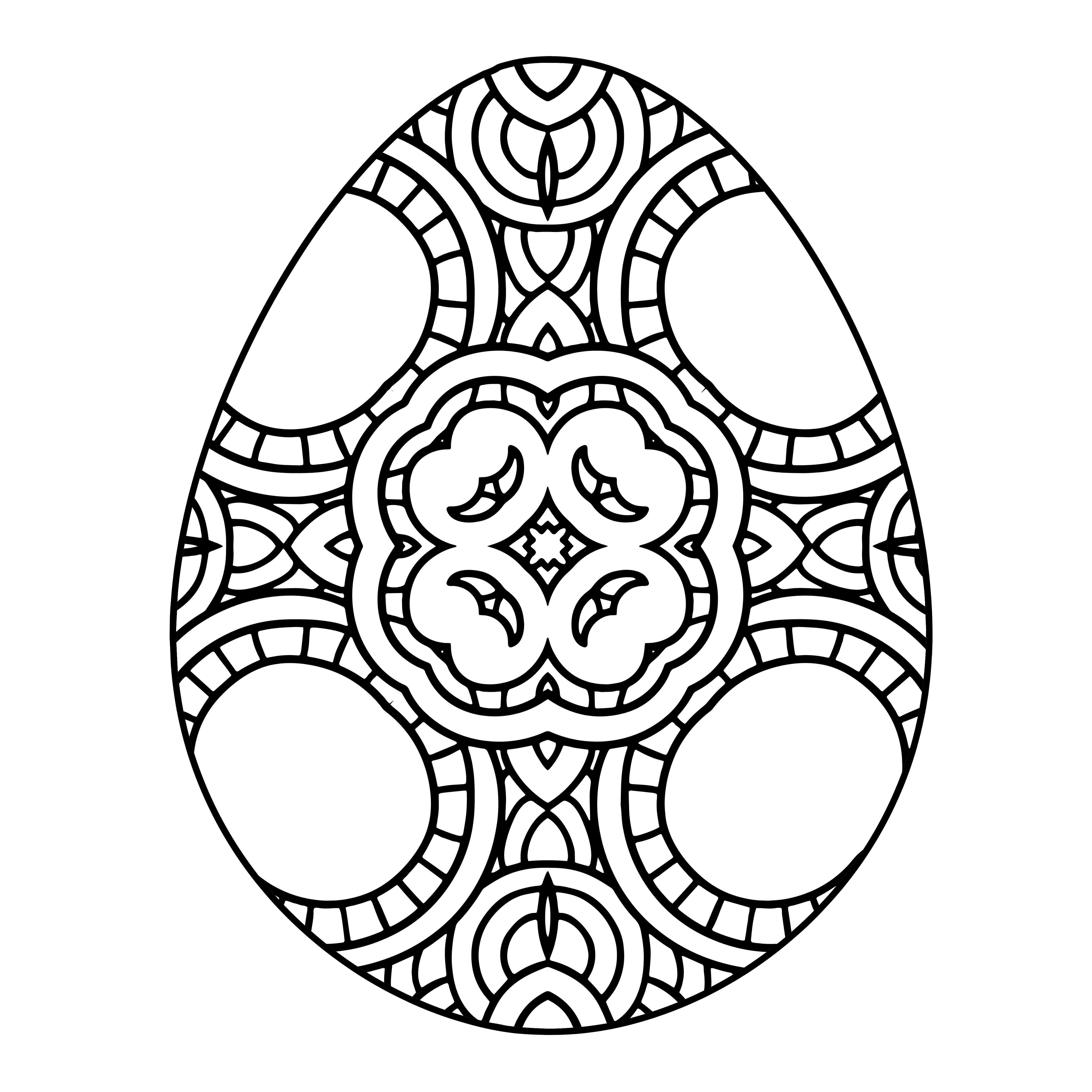 printable easter egg coloring pages easter coloring pages for adults coloring home easter printable pages egg coloring