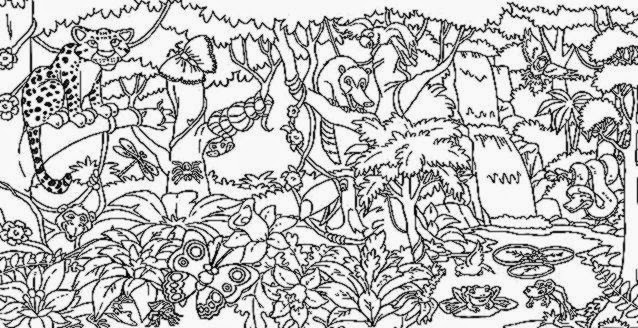 printable forest pictures forest coloring pages at getcoloringscom free printable pictures printable forest