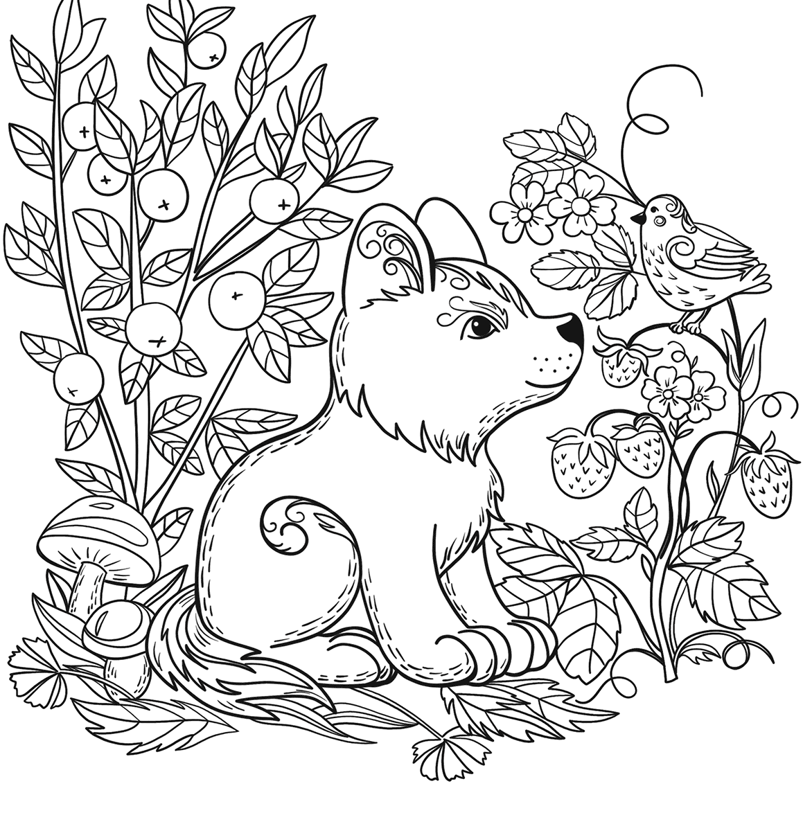 printable forest pictures forest coloring pages download and print forest coloring forest printable pictures