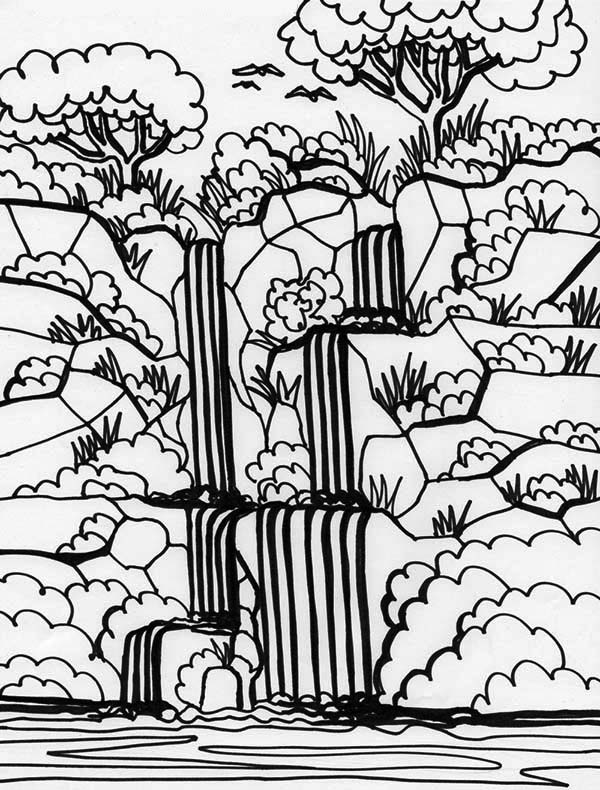 printable forest pictures free rainforest coloring pages free coloring pages forest pictures printable 1 1