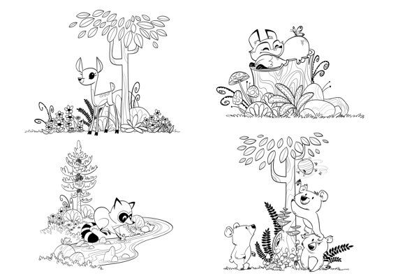 printable forest pictures printable forest pictures forest printable pictures