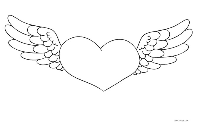 printable heart pictures free printable heart coloring pages for kids printable pictures heart