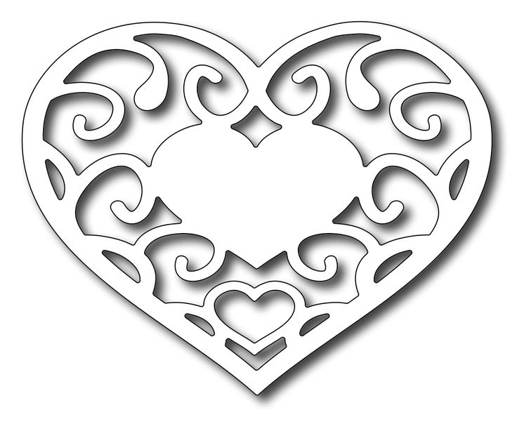 printable heart pictures paper valentine39s heart bookmarks tutorial with free printable heart pictures