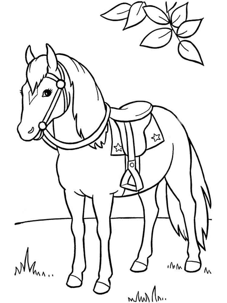 printable horse colouring pages coloring pages for girls horse free coloring home colouring pages printable horse