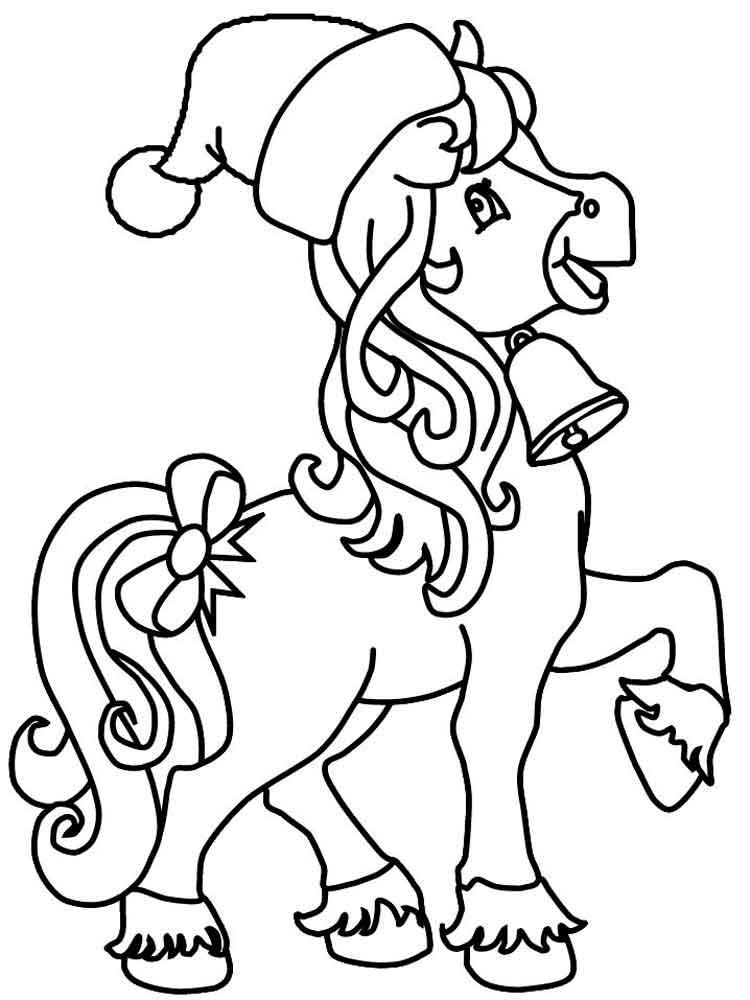 printable horse colouring pages cute farm horse free printable coloring page for kids colouring printable horse pages