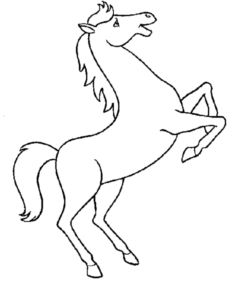 printable horse colouring pages free printable fantasy coloring pages for kids best printable colouring horse pages
