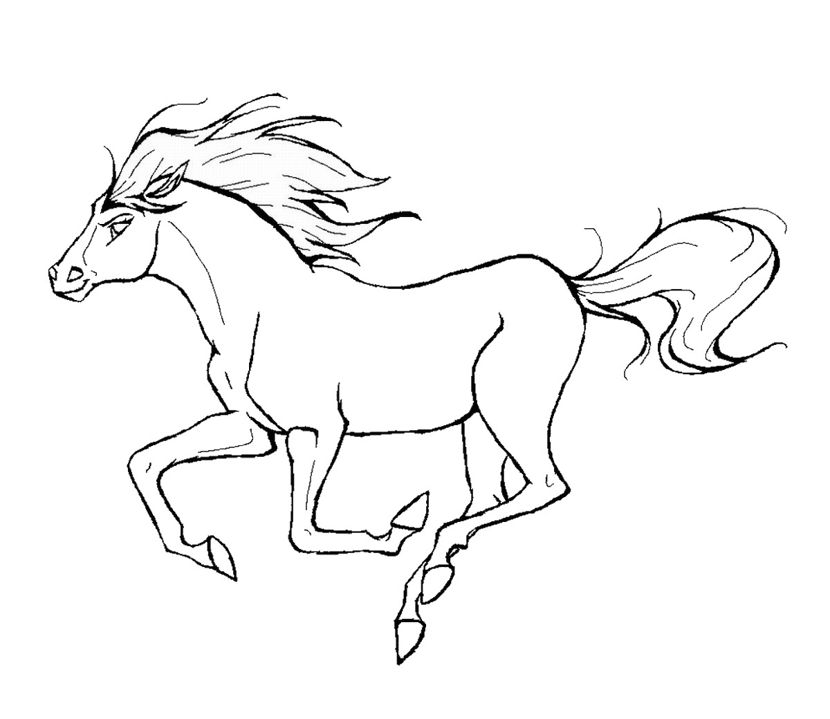 printable horse colouring pages horse coloring pages to download and print for free colouring printable horse pages