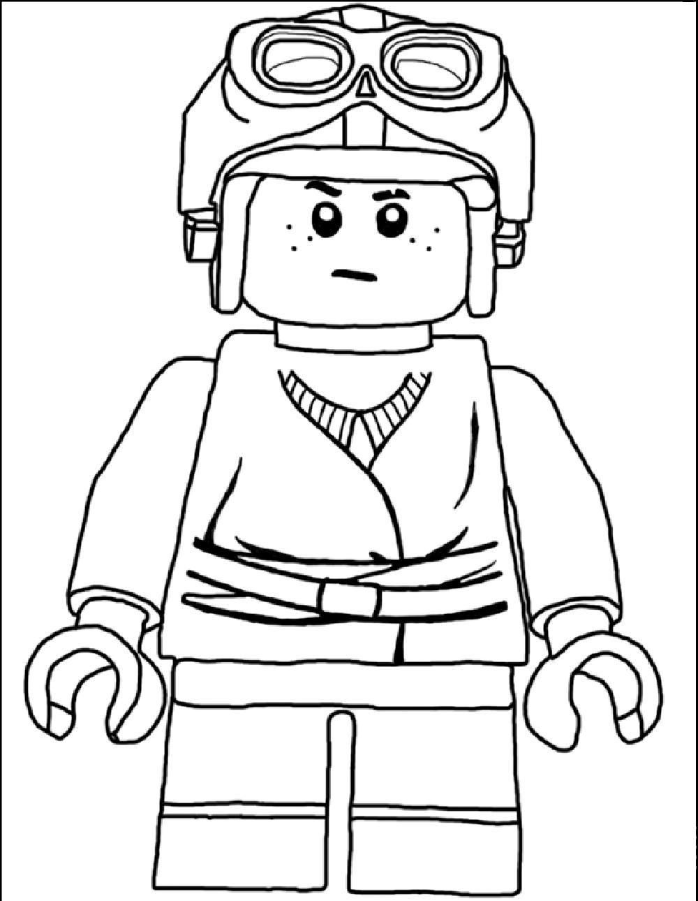 printable lego star wars coloring pages lego luke skywalker coloring pages coloring home pages coloring printable wars star lego