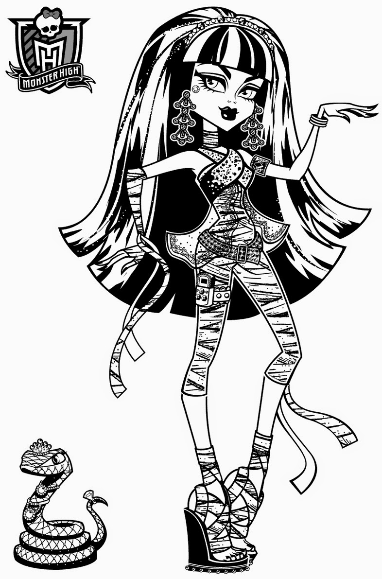 printable monster high coloring pages print download monster high coloring pages printable pages coloring printable monster high